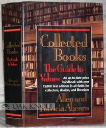 Collected Books, Allen Ahearn