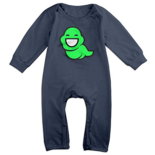dadada-newborn-the-green-worm-long-sleeve-romper-bodysuit-12-months