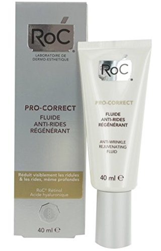Roc AA Pro-Correct Anti Rughe Crema Fluida 40 ml