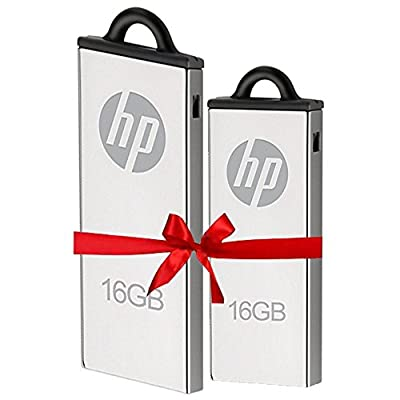 Combo of 2 Pcs HP V220W 16GB USB 2.0 Pendrive - only From M.P.Enterprises