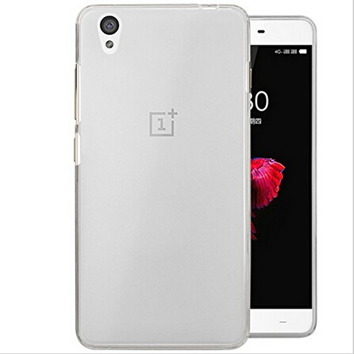BEST DEALS Best Deals Premium Silicon Soft Case Cover for OnePlus X White