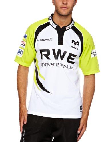 Kooga Rugby Men's Ospreys Away Shirt