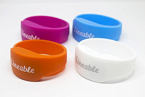 Lineable Smart WristBand Locator for KIds Protection & Safety