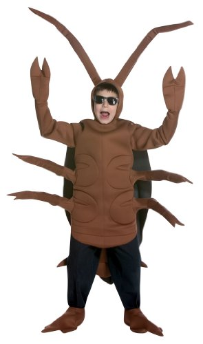 Child Cockroach Costume - Scary, And Icky