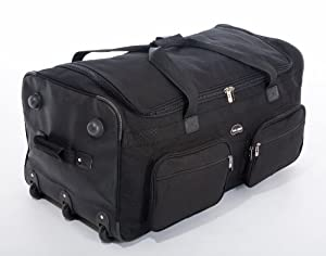 Wheeled Holdall 125 Ltrs - Great Luggage - 2 Year Warranty from Great Luggage