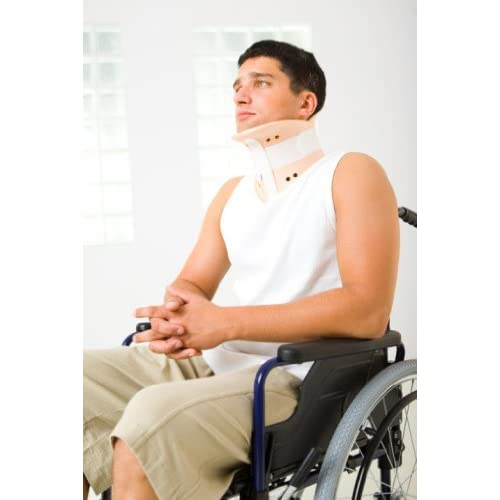 "Amazon.com: Man in wheelchair and neck brace - 20"" x 30"""