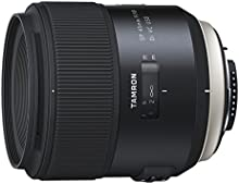 Comprar Tamron SP - Objetivo para Nikon DSLR (distancia focal fija 45 mm, apertura f/1.8, Di, VC, USD, diámetro filtro: 67 mm), negro