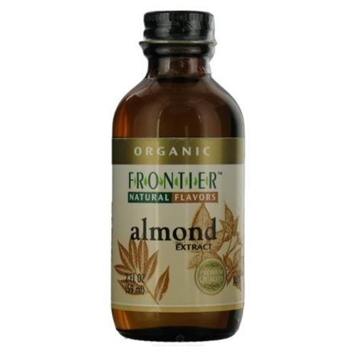 Extract, Almond, Organic, 2 Oz. front-494605