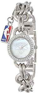 Game Time Ladies NBA-CHM-NY Charm NBA Series New York Knicks 3-Hand Analog Watch by Game Time
