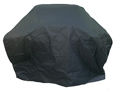 Bentley BBQ Large Universal Waterproof Gas Charcoal Premium Cover Polyester Canvas with 4-5 Burner