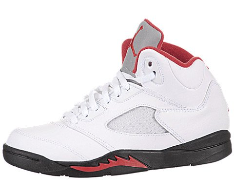 1d1d90605465e HOTDEAL! Nike Air Jordan 5 Retro (PS) Boys Basketball Shoes 440889 ...