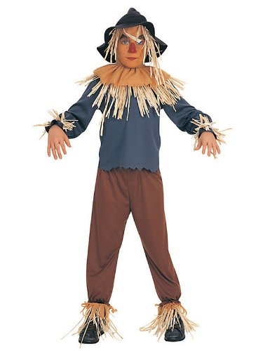 Scarecrow Costume - Large