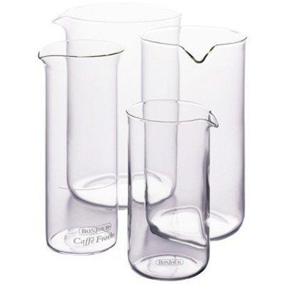 Great Features Of BonJour 8-Cup French Press 53315 Replacement Glass Carafe, Universal Design