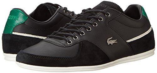Lacoste Men's Taloire 16 Fashion Sneaker, Black, 9.5 M US