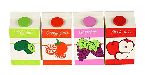 4-er-Set-Fruchtsaft-Beutel-aus-leichtem-Holz-fr-die-Kinder-Spielkche-oder-Kaufladen-4-Frucht-Saftbeutel