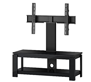 Sonorous HG 1025 Television Stand with Integrated TV Bracket for Upto 42 inch TV   Black       TVCustomer review and more info