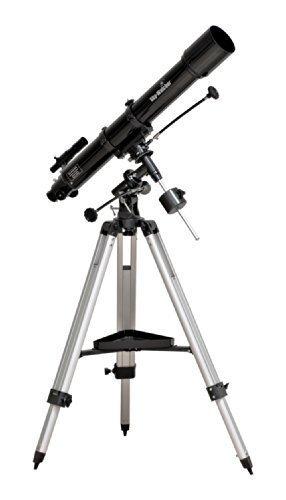 Lunette 90/900 Sky-Watcher sur équatoriale EQ2