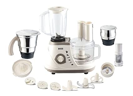 Boss DX B702 600W Food Processor