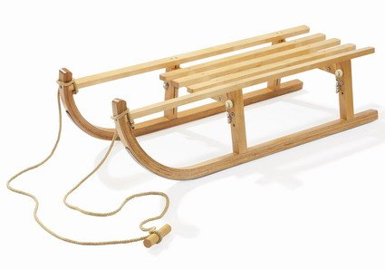 sledge folding 90 cm by howa