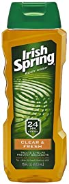 Irish Spring Body Wash Clear and Fresh Skin 15 Ounce