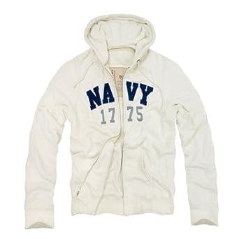 Rapid Dominance Genuine US Navy Waffle Lined Military Fleece Hoodie - Cream - Large - by Rapid Dominance