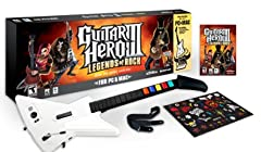 Guitar Hero III: Legends of Rock Bundle With Guitar (輸入版)
