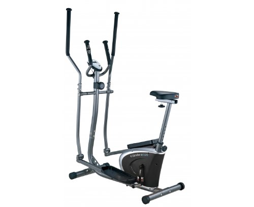 BODY SCULPTURE BE-1675 2-in-1 Cross Trainer & Cycle