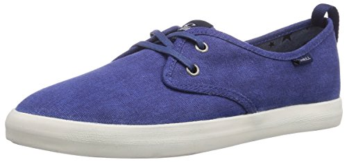 O'NEILL Gidget canvas, Low-Top Sneaker donna, Blu (Blau (Ming)), 40