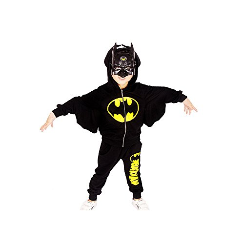 [E-Laurels Batman Dark Knight Rises Boys Halloween Child's Batman Costume XXL] (Creative Homemade Group Costumes)