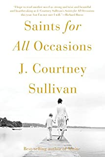 Book Cover: Saints for All Occasions: A novel
