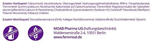 welche omega 3 kapseln in der schwangerschaft