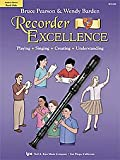 Recorder Excellence - Student Book (Book Only) (Student Edition)