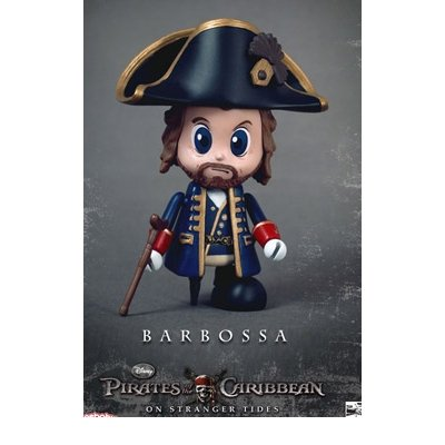 Hot Toys - Pirates of the Caribbean On Stranger Tides Cosbaby S Series Barb