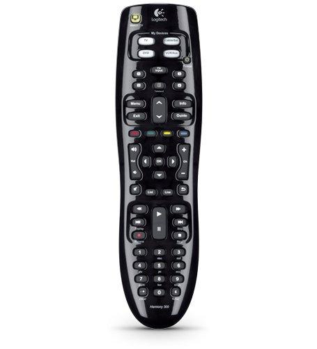 Logitech Harmony 300 Remote Control 915-000143