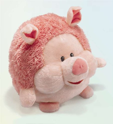 Russ Plush - Round-A-Bouts - PIG (7 inch) - 1