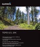 Garmin On the Trail Maps GPS TOPO U.S. 24K Mountain Central - Colorado & Utah 010-C0950-00