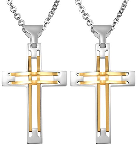 daesar-2pcs-his-his-matching-set-necklace-stainless-steel-christian-cross-with-chain