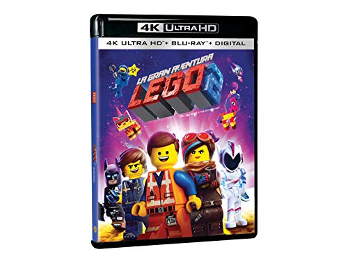 4K Blu-ray : Lego Movie 2: The Second Part (2 Discos)