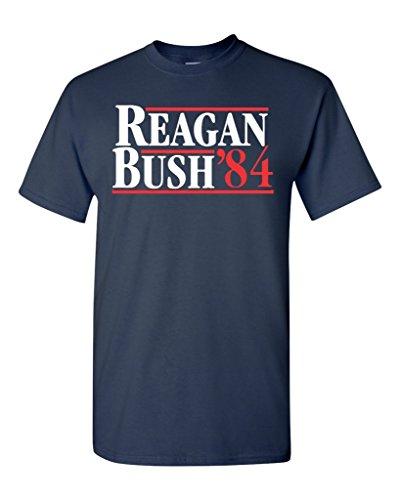 reagan-bush-84-t-shirt-republican-presidential-campaign-shirts-large-navy