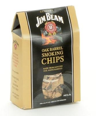 Landmann 720g Jim Beam Oak Barrel Barbecue Smoking Chips from Landmann
