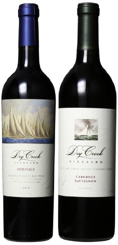 Dry Creek Vineyard Red Wines Mixed Pack, 2 X 750 Ml