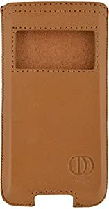Odly SSIP5S001-0018 Leather Pouch for iPhone 5/5S (Tan)