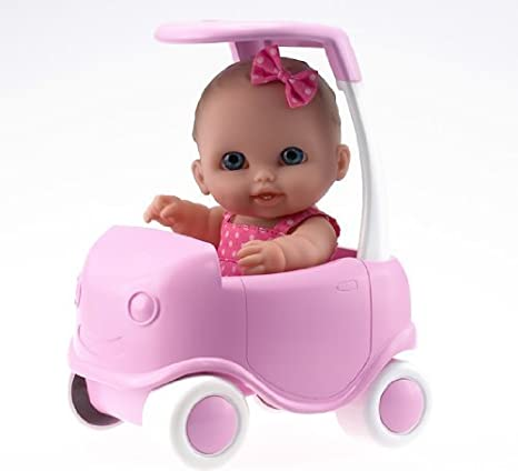 JC Toys Lil' Cutesies in Play buggy by JC Toys (English Manual)