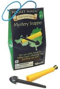 Toysmith Pocket Trick - Magic Tricks and Novelty Items - Set of 4 Tricks #1-#4