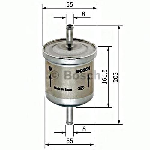 Bosch 0450905901 Fuel Filter (Bosch 2023 compare prices)