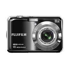 Fujifilm FinePix AX660 16 MP Digital Camera with 2.7-Inch LCD (Black)