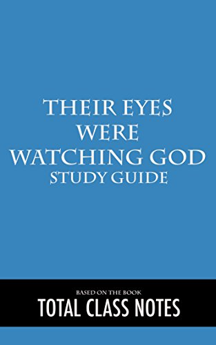 critical analysis their eyes were watching Their eyes were watching god, novel by zora neale hurston, published in 1937  it is considered her finest book  character of crawford in janie crawford.