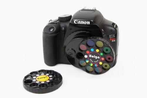 Holga Filter Wheel For Canon Dslr
