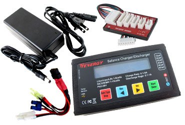 Combo Special: Tenergy Vantage B6s Plus Advanced Balancing Charger + Switch Power Supply
