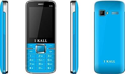 iKall K35 Dual SIM Mobile (Blue)